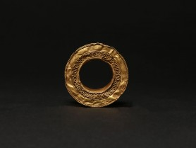 Etruscan Gold Ear Reel