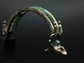 Large Hellenistic Situla Handle