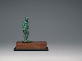 Roman Bronze Figure of Mercury