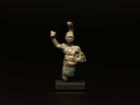 Roman Bronze Warrior