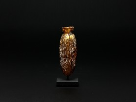 Roman Glass Date Flask