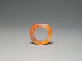 Sasanian Carnelian Ring