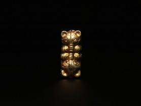 Scythian Gold Ornament