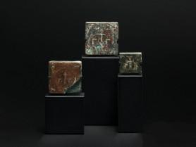 Three Byzantine Bronze Weights