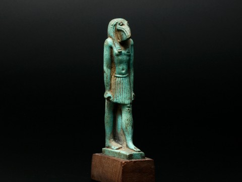 Egyptian Statuette of Thoth